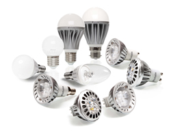 LED product range